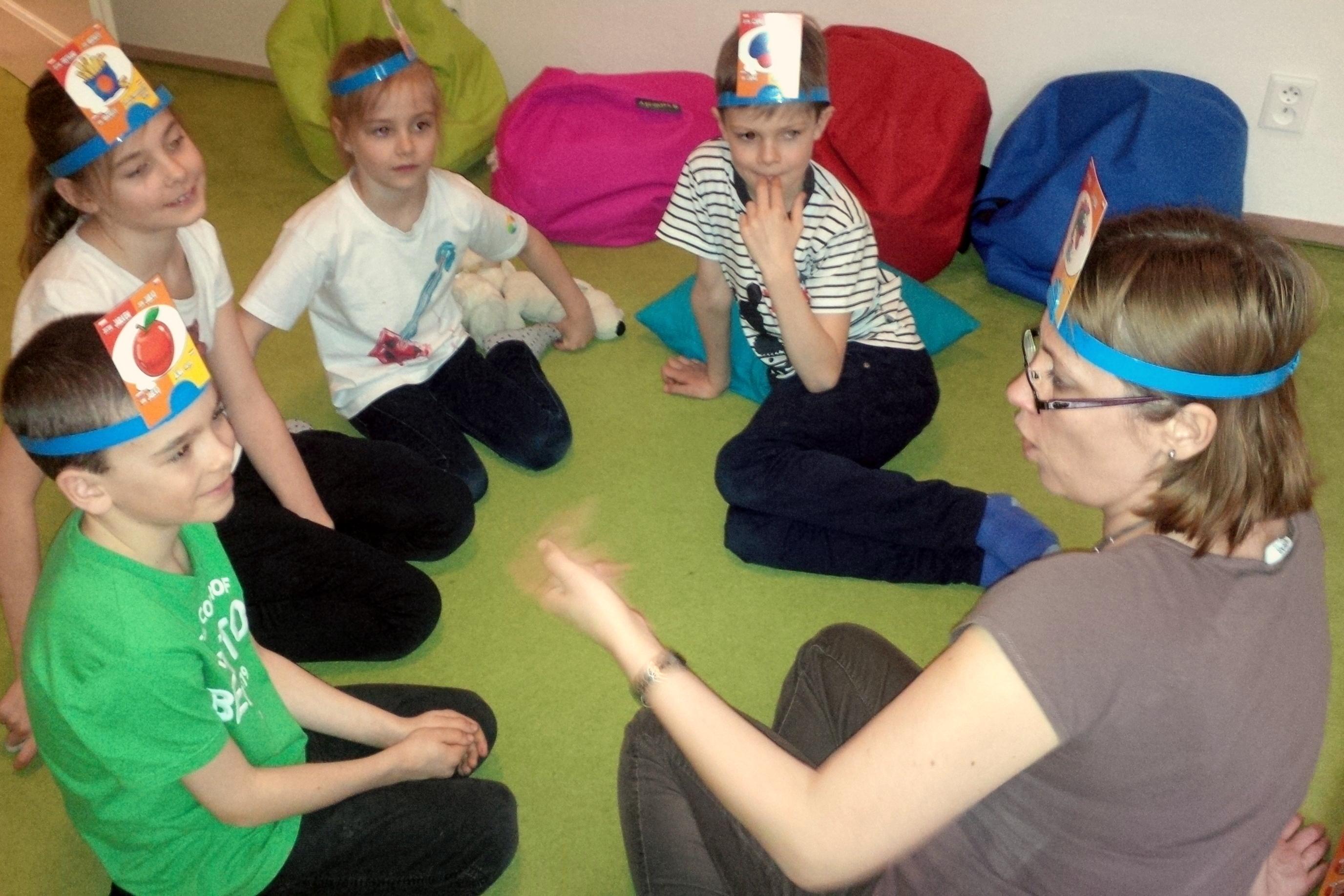 jazyky Praha - jazyková škola - kurzy angličtiny pro děti i seniory