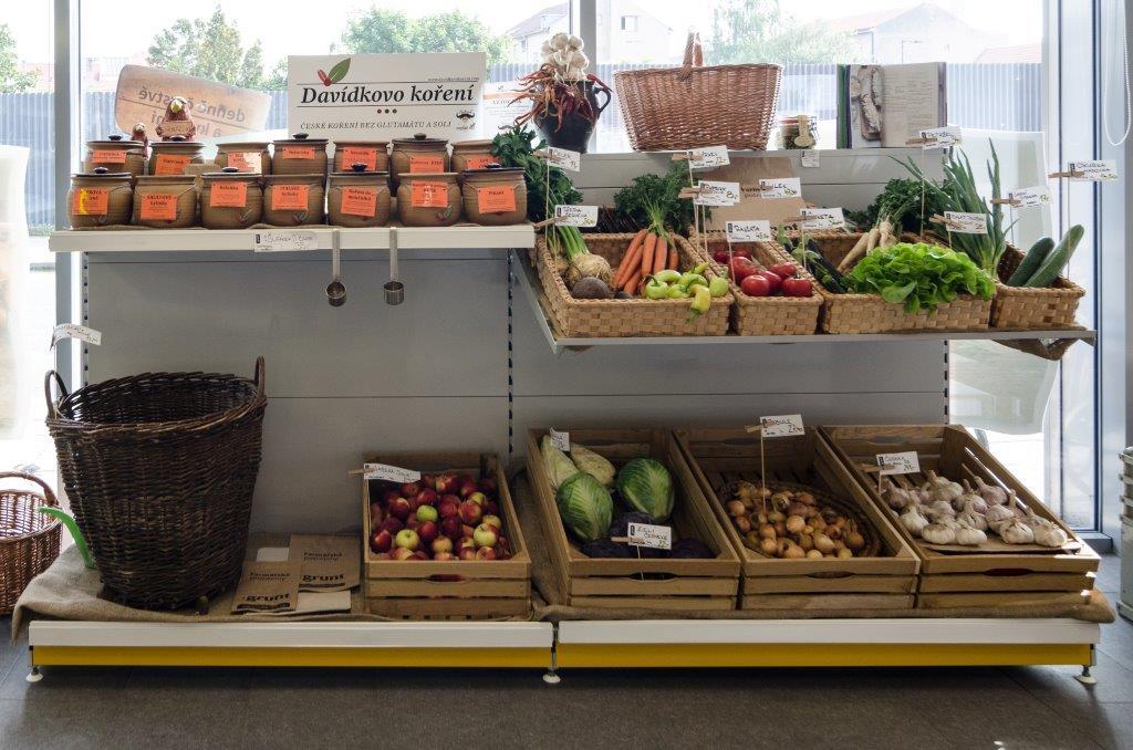 Náš grunt prodejny farmářských potravin zregionů