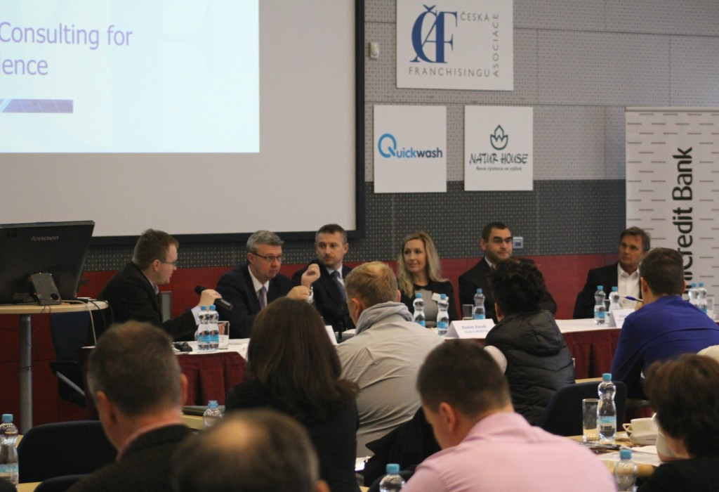 Konference o franchisingu a podnikání FRANCHISING FORUM Praha