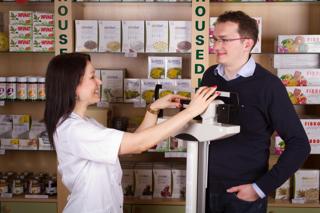 franchising Naturhouse nabízí monžost otevřít výživovou poradnu Naturhouse kdekoliv vČesku ana Slovensku
