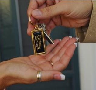 Franchising Century 21 předání klíčů franchisantovi