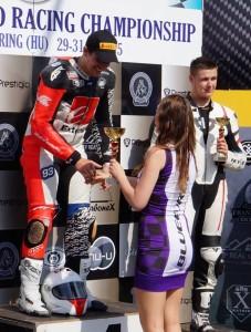 Franchising společnosti Exteria podporuje moto racing  - Extéria Racing tým MIchal Fojtík