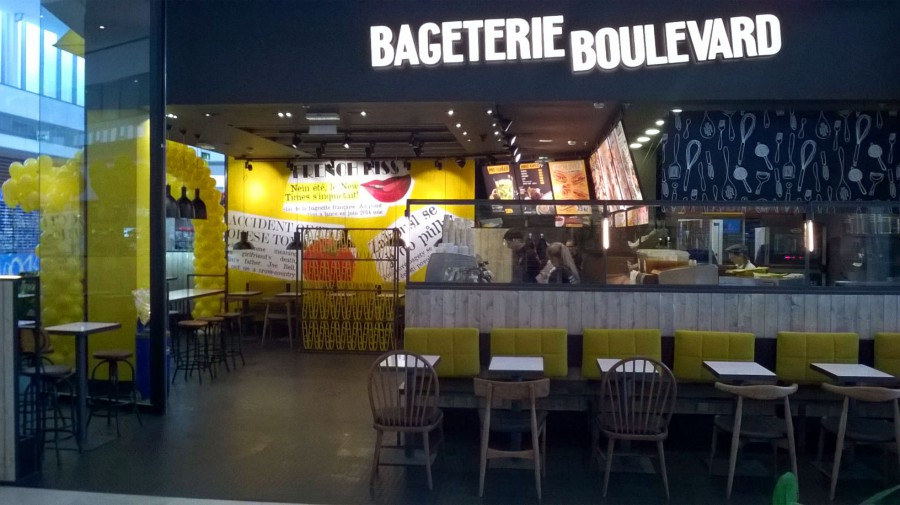 franchising fast food - Bageterie Boulevard