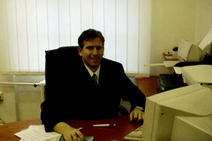 Michal Macek - začátky franšízy v realitách RK Evropa