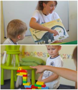 LEGO kurzy pro děti BrickByBrick