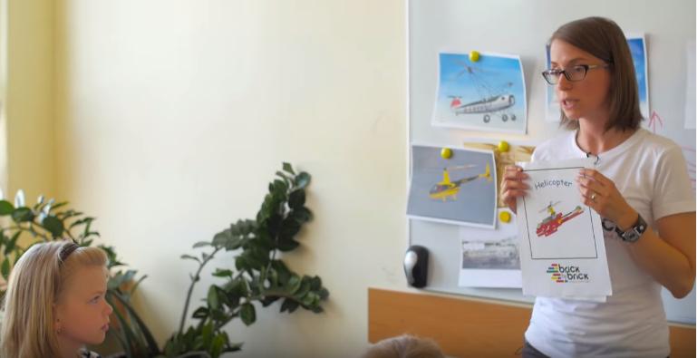 Hodiny Lego pro děti - franšíza pro vzdělávací centra, školy i školky