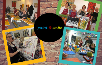 Paint and Smile Franšíza na TopFranchising.cz