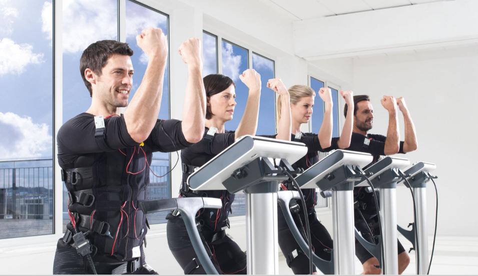 Franchising sport, fitness Body Express trénink na EMS strojích, body building snadno a rychle