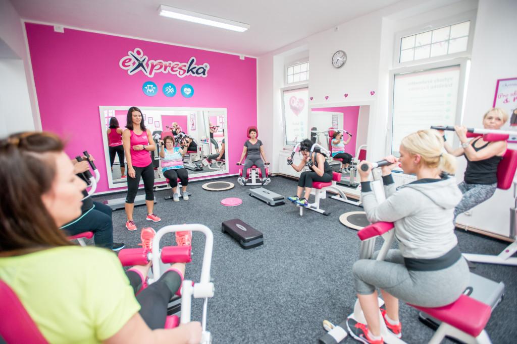 8c74c288c podnikání s franšízou - fitness franšíza Expreska - kruhový trénink pro ženy