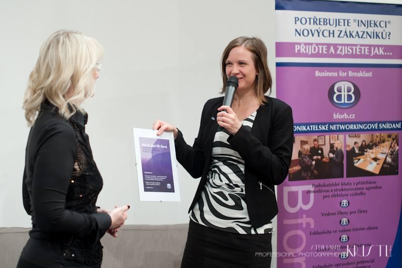BforB podnikatelská příležitost, franchising Business for Breakfast, podnikatelské kluby vedou k dalšímu rozmachu podnikání v ČR