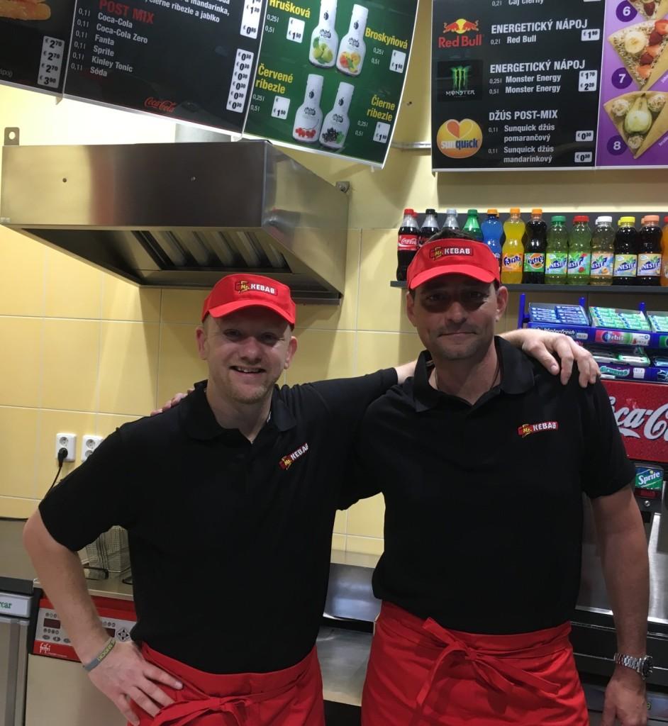 fast food - rychlé občerstvení u nás m