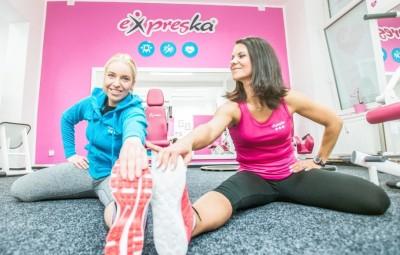 ryze ženské fitcentrum