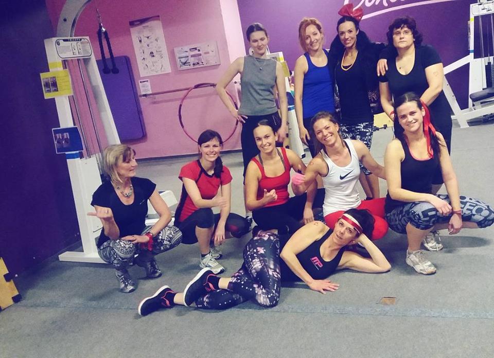 ženské fitness centrum