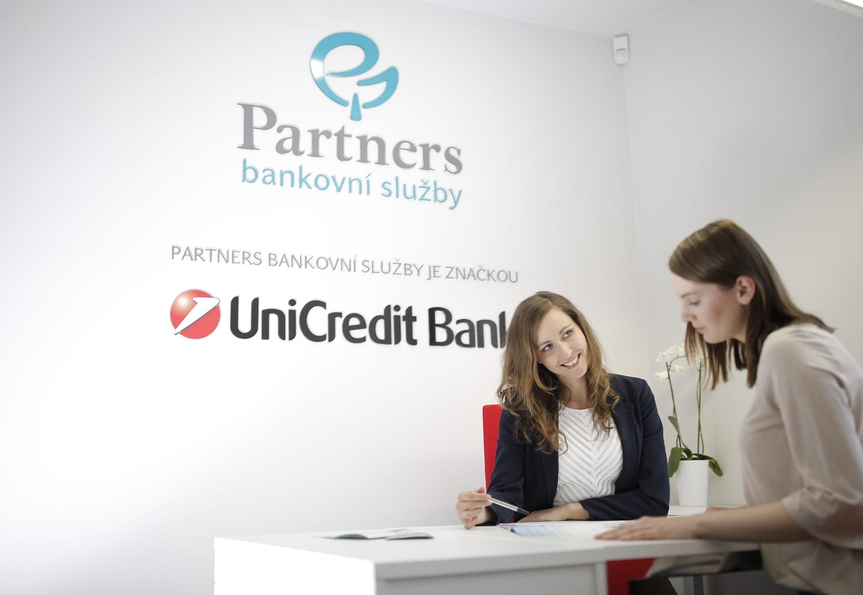 Bankovní a poradenská franchisa Partners market