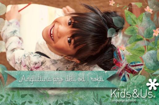 Jazyková škola Kids&Us - přirozená metoda učení dětí a nový podnikatelský projekt pro některé z Vás...