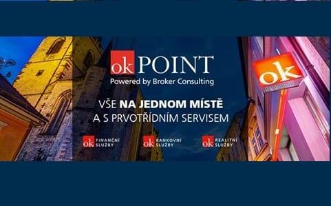 Franšíza OK POINT - podnikatelská příležitost pro schopné realitní i finanční specialisty