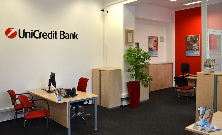 Image result for unicredit pobočky