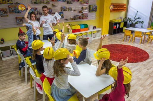 Brick by Brick – úspěšný franchisový koncept, který vzdělává děti zábavnou formou