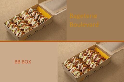 Bageterie Boulevard - rychlé občerstvení, které si můžete vychutnat přímo v restauraci, ale také si můžete BB BOXY objednat domů, do kanceláře nebo je využít jako firemní catering